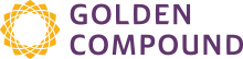 Golden Compound Logo