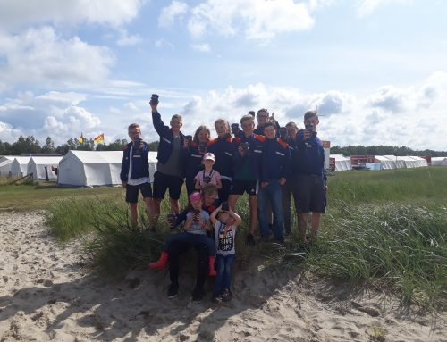 OFV – Camp 2019 in Hooksiel with Golden Compound